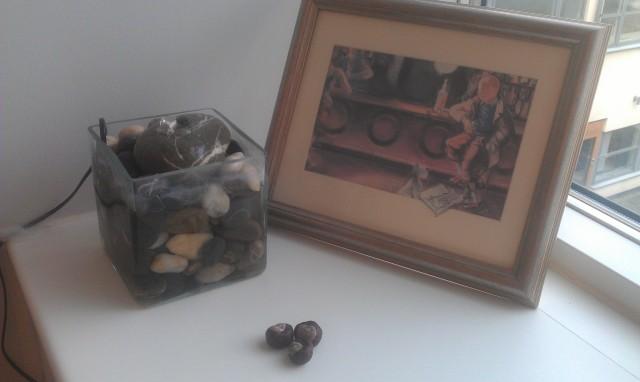 Inomhusfontän som ursnygg inredningsdetalj